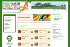 GreenEarthOrganics.ie boutique en ligne