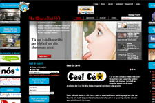 LochGarman.ie home page